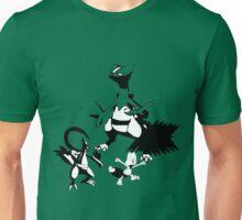 Treecko Evolution Line Unisex T-Shirt