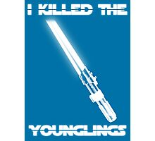 Not the Younglings Photographic Print