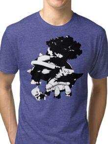Turtwig Evolution Line Tri-blend T-Shirt