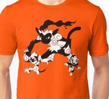 Chimchar Evolution Line Unisex T-Shirt