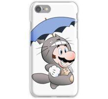 My Neighbor Mario iPhone Case/Skin