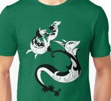 Snivy Evolution Line Unisex T-Shirt