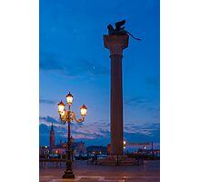 San Marco square Photographic Print
