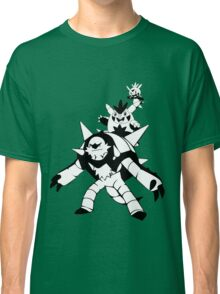 Chespin Evolution Line Classic T-Shirt