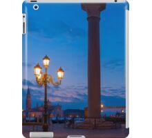 San Marco square iPad Case/Skin