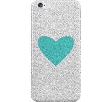 Aqua Love iPhone Case/Skin