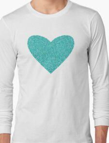Aqua Love Long Sleeve T-Shirt