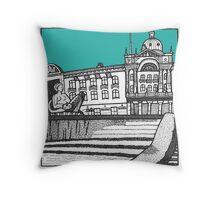 Birmingham Throw Pillow