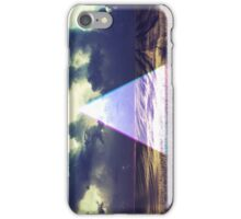 Scenery Triangle iPhone Case/Skin