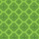 Green Tree Pattern by KarterRhys