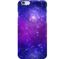 Blue and Purple Sky  iPhone Case/Skin