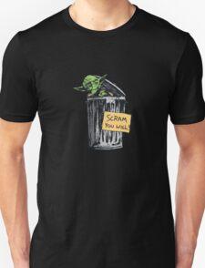 Yoda - Scram you Will! T-Shirt