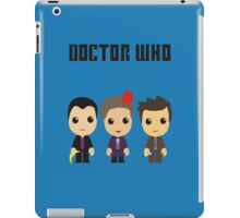 Three Regenerations iPad Case/Skin