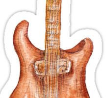 Guitar Sticker