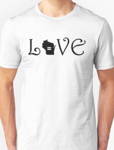 WISCONSIN L-VE Unisex T-Shirt