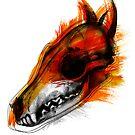 Underneath A Fox by JoeConde