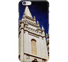 House of the Lord iPhone Case/Skin