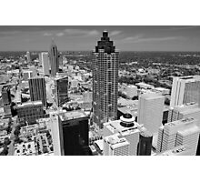 View from the Top Photographic Print