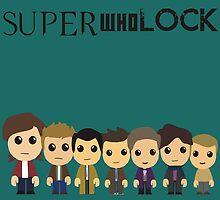 SupercuteWhoLock by AnArielView