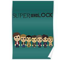 SupercuteWhoLock Poster