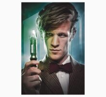 Doctor Who by Parker Dietrich