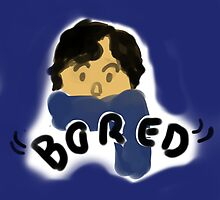 BORED! by Bluepotatogirl
