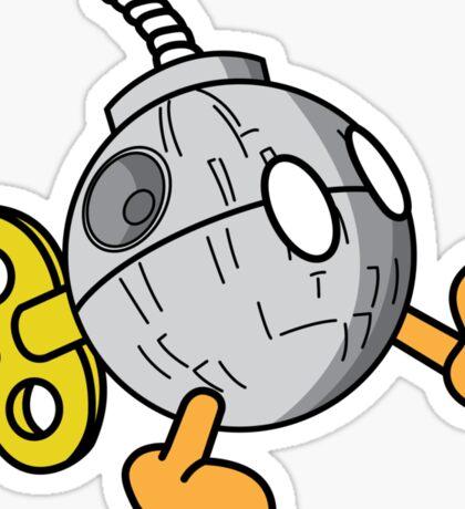 That's no Bob-omb Sticker