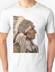 NATIVE AMERICAN MAN T-Shirt