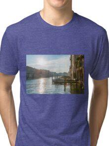 Grand canal Tri-blend T-Shirt