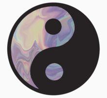 Holographic Yin Yang by katiemarine