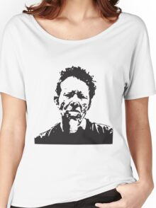 Tom Waits Women's Relaxed Fit T-Shirt