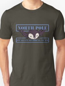 Penguin Sledding Team T-Shirt