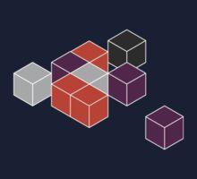 Block Developer Kids Tee