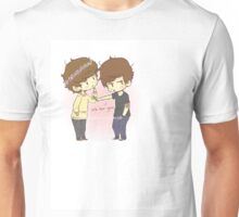 larry aw Unisex T-Shirt