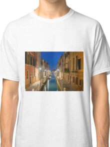 Canal in Venice Classic T-Shirt
