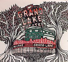 Grand Lake by samrenaissance