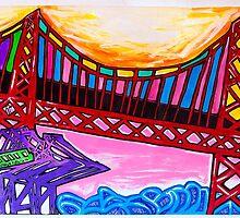 Port of Oakland by samrenaissance