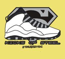 Kicks of Steel Kids Clothes