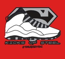 Kicks of Steel Baby Tee