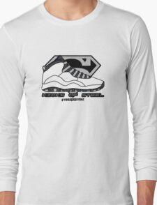 Kicks of Steel Long Sleeve T-Shirt
