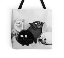 Persian cats Tote Bag