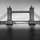 Tower Bridge, London. by Deanne Dwight