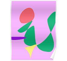 Lavender Valley Poster