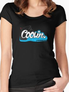 Coolin. Gamma 12 Edition Women's Fitted Scoop T-Shirt