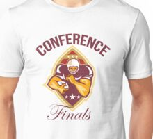 American Football Conference Finals Ball Unisex T-Shirt