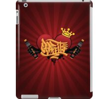 Graffiti Heart iPad Case/Skin