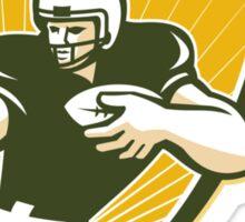 American Football Series Finals Shield Sticker