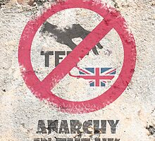 Anarchy in the UK... by xtotemx