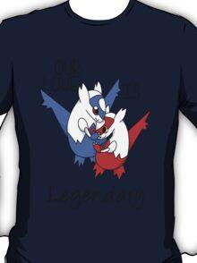 Pokemon Latios & Latias Valentine's [Apparel & Transparent] T-Shirt