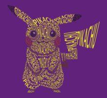 Typikachu by Beth McCleery